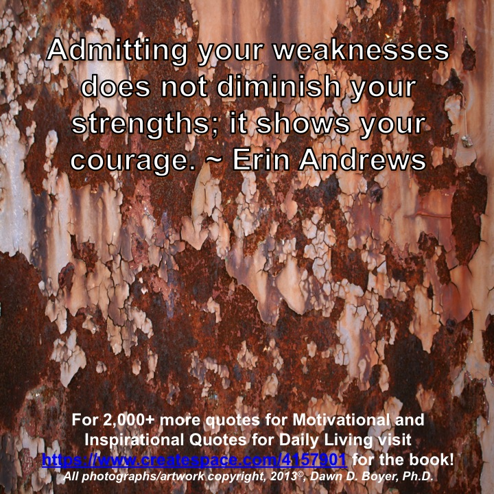 Quote of the Day - Courage